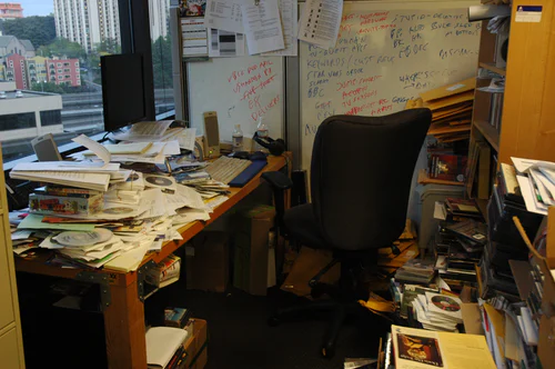 Is Being Disorganized Making You Crazy?  5-Week Plan