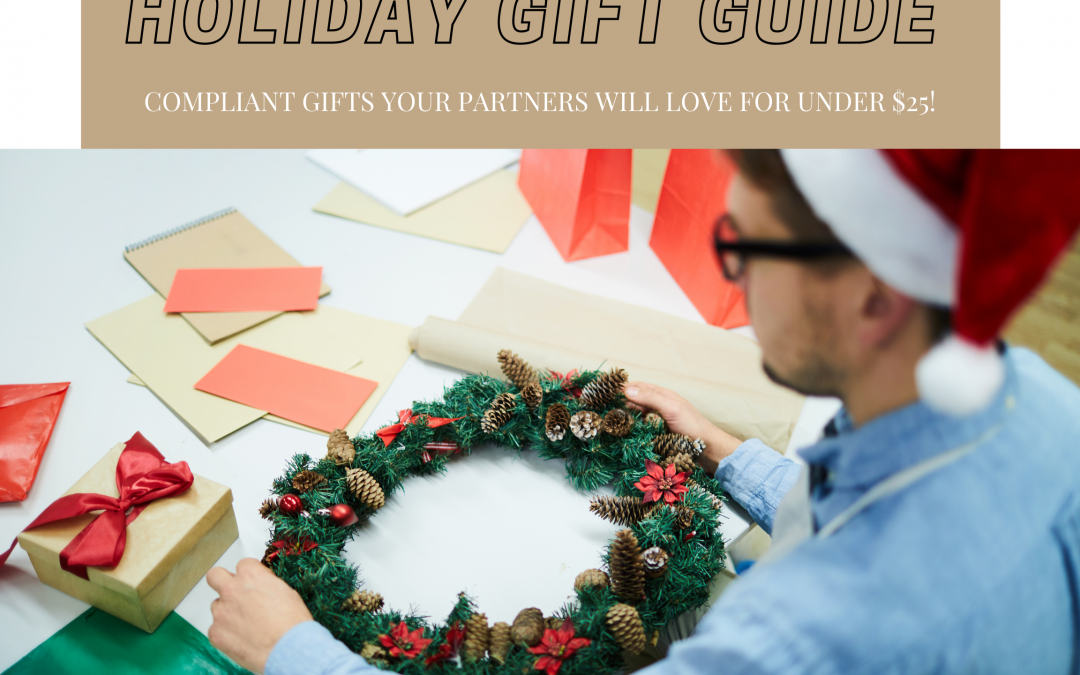Holiday Gift Guide – Compliant And Under $25! + A FREE Brunch & Learn