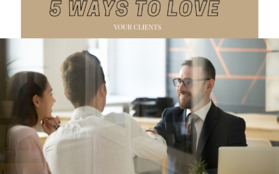 Top Ways To Love Your Clients + The Ultimate Closing Gift Guide