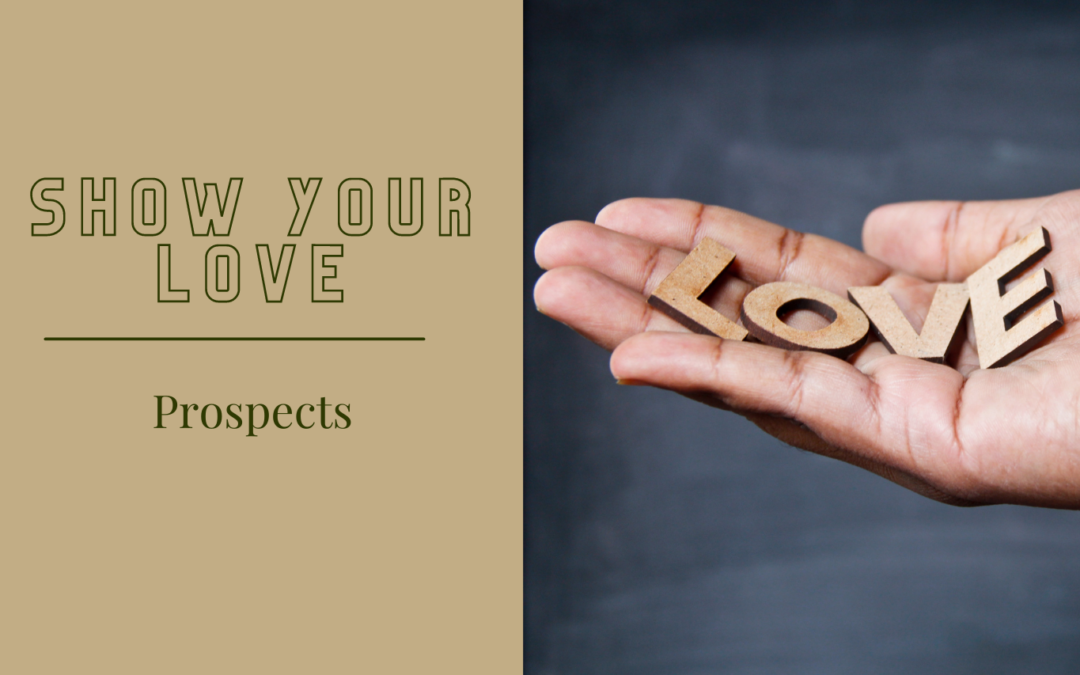 Show Your Love – Prospects